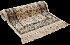 Rug with Viscose